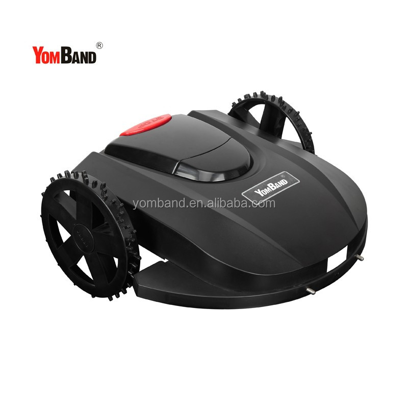 Remote control lawn mower,Automatic robot lawn mower