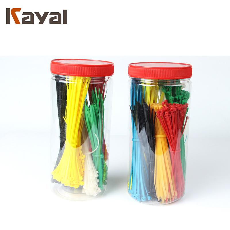 KYNL Yeniden kullanılabilir plastik kablo bağı