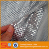 Metal Mesh Sequin Chain Fabric