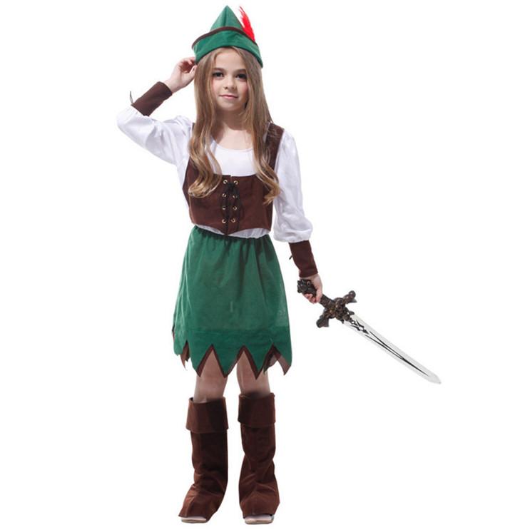 7 Sets lot Free Shipping font b Children b font Girls Princess Costumes Carnival Halloween Masquerade