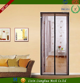 Magic Magnetic Insect Door Screen Net Fly Bug Mosquito Mesh Curtain