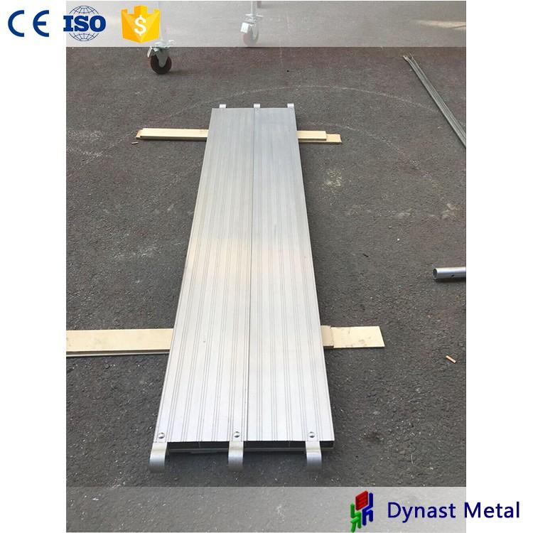 Aluminum Scaffold Boards : Aluminum scaffolding plank scaffold coupler