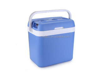 Portable Mini Fridge Cooler Warmer 32L Mini Car Fridge/thermoelectric Cooler  And Warmer Box