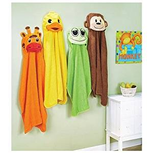 Northpoint-Kids-100-Cotton-Animal-Character-Towels