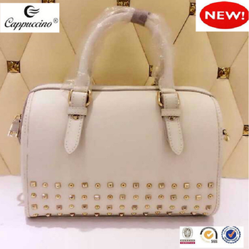 new style fashion beautiful and high quality leather ladies fashion handbags  from china 091468915c