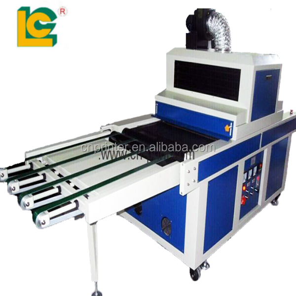 Uv curing machine voor offsetpers, uv offset drukpers, uv curing tunnel droger voor screen printer