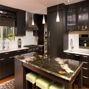 Professional Plywood Kitchen Cabinet Color Combinations