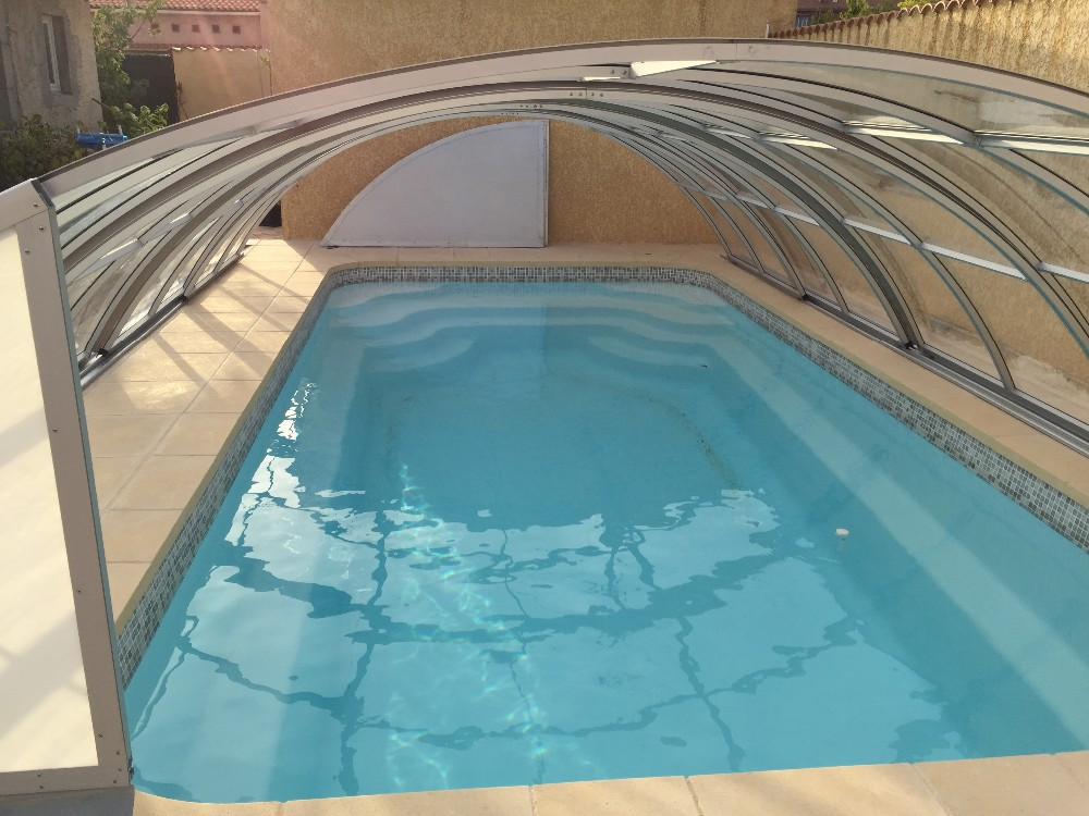 Cheap Swimming Pool Enclosure Company Supporting Custom
