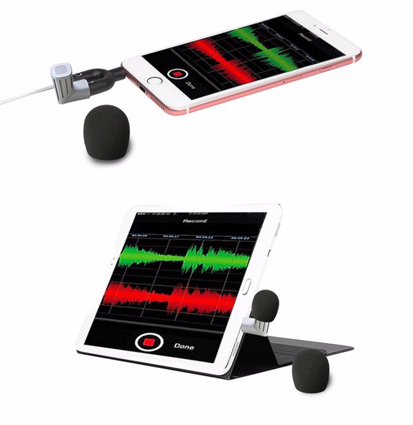 Ethernet Microphone,External Microphone For Android,Free Power Microphone -  Buy Ethernet Microphone,External Microphone For Android,Free Power