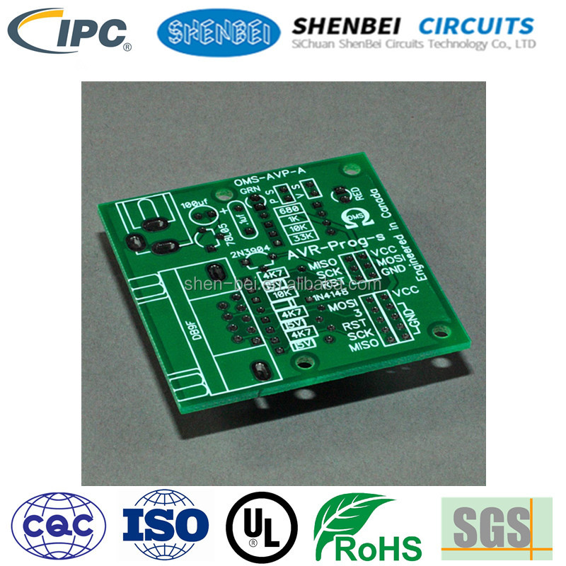 China Factory lead free Electronic roulette game board mobile charger pcb circuit board am fm radio pcb circuit board