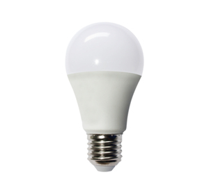 Plastic clad aluminum A60 5W 90lm/w e14/e17/e26/e27/b22 led handy bulb with 30000 hours service life