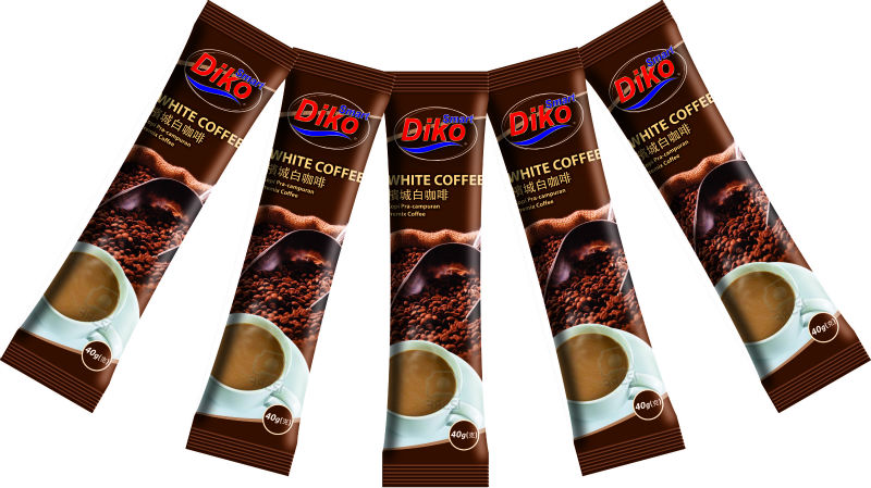 Malaysia 3in1 White Coffee,Smart Diko 3in1 White Coffee