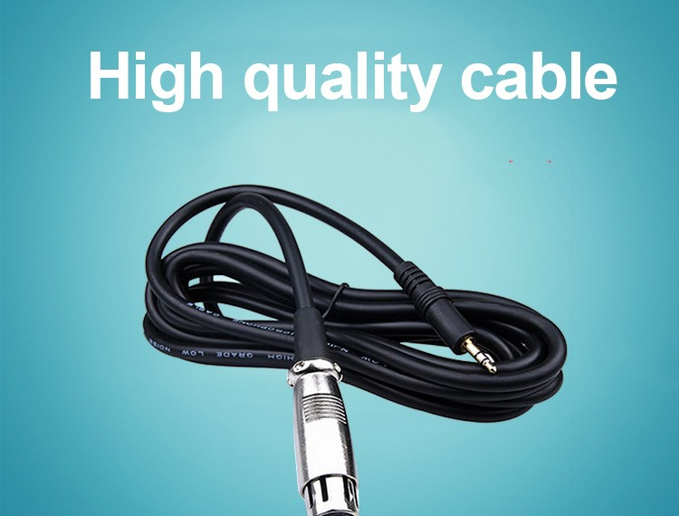 Wholesale 3.5mm Male To 2 Xlr Female Cable 3.5mm Trs To Dual Xlr Y ...