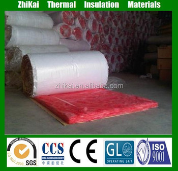 External wall thermal insulation fiberglass blanket mesh for Quick therm insulation cost