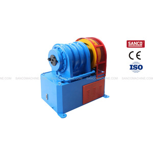 Tube Taper Forming Machine