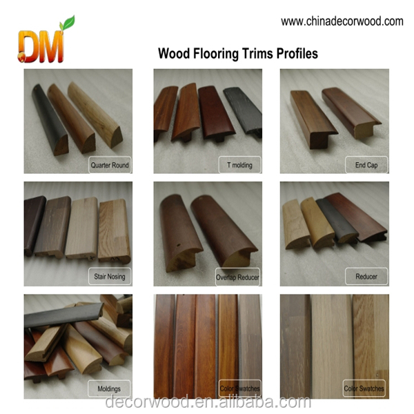 Accessories Baseboards T Moulding Wood Floor Molding Profile Trim