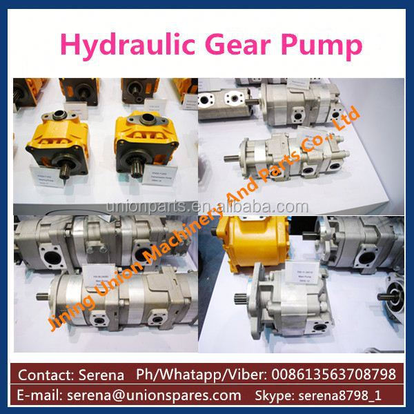 705-51-20070 Hydraulic Working Gear Pump for Komatsu WA180 WA180-1 WA300-1 WA320-1