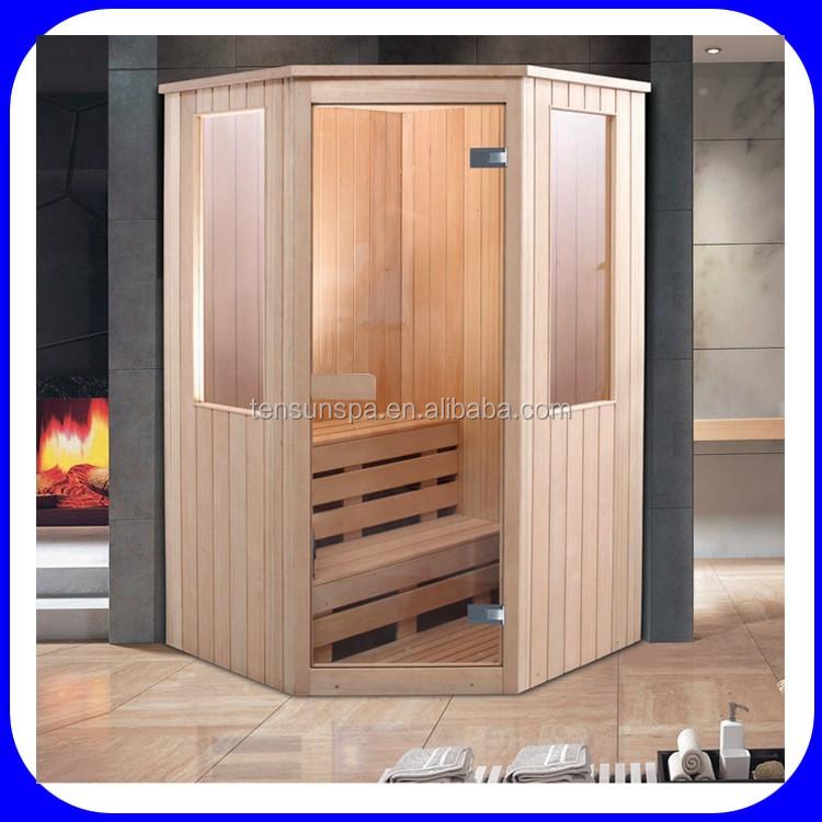 russian corner wooden cheap sauna room buy sauna wood. Black Bedroom Furniture Sets. Home Design Ideas