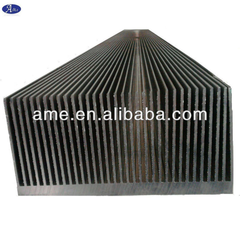 aluminum extrusion led heat sink profile
