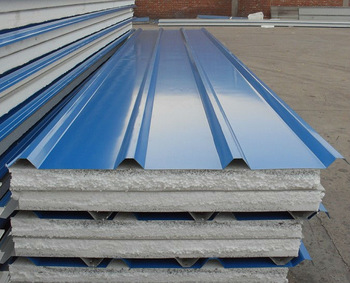 Aluminum Steel Framing Roof Sandwich Panel Factory