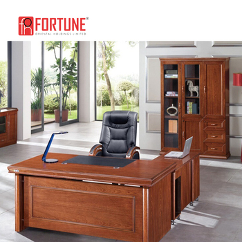 Clic Office Furniture Cherry Wood