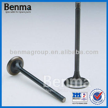 Motorcycle engine valve for CG125/GN5/CB100/WAVE110