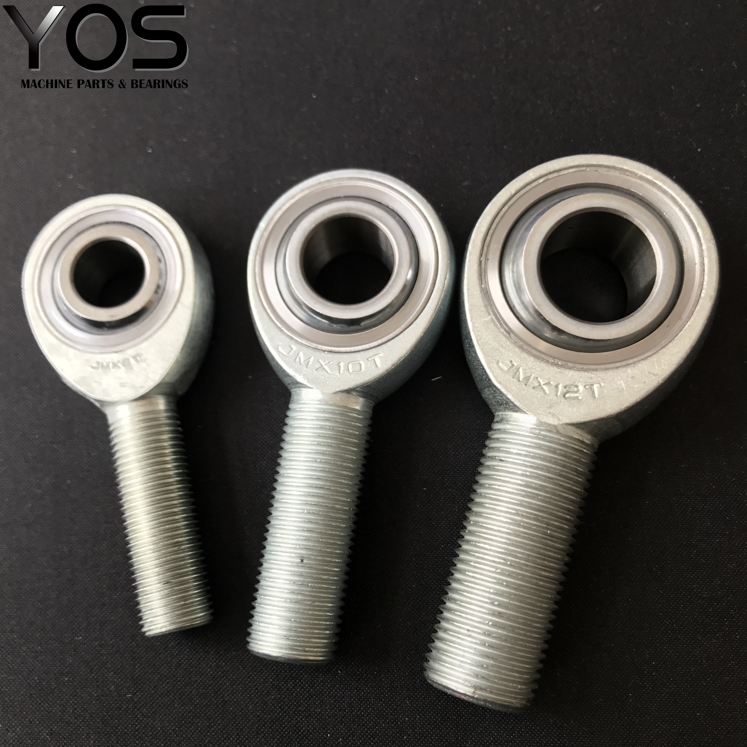 2x Right 14mm SI14T//K PHSA14 SI14P//K NHS14 Threaded Female Rod End Joint Bearing