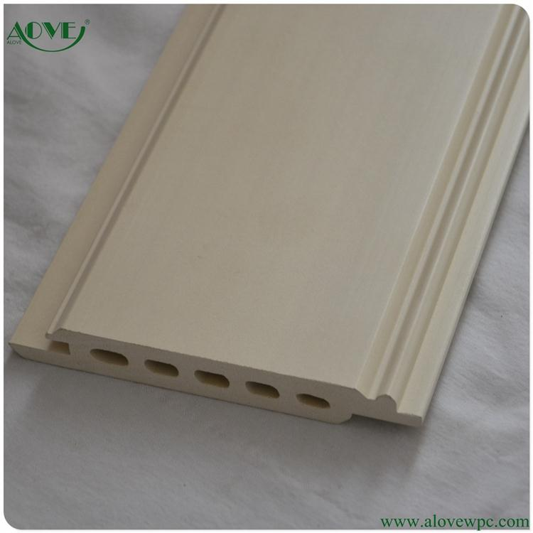 High Quality WPC Indoor Decorative Wood decorative pvc wall panels