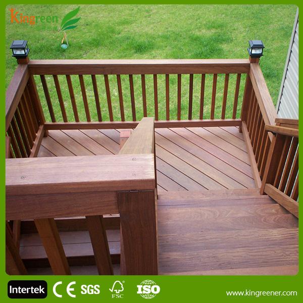 Hot Sale Wood Plastic Handrails/railing For Outdoor Deck