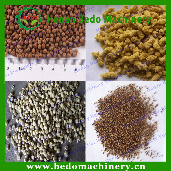 China Floating Fish Feed Pellet Machine/floating Fish Feed ...