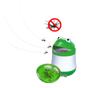 New Invention Frog Shape Mosquito Killing Machines Hdl-369