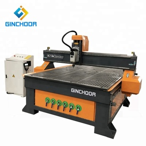 Wood cnc router 1525 with 3d laser scanner