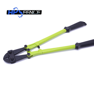 Easy to use 18'' durable green heavy duty crimping pliers