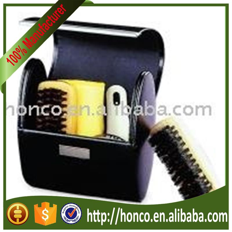 Shoe polish set/Shoe shine kit