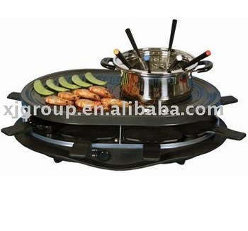 Hot Sale Table Top Electric Grill XJ 3K076PO