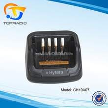Ch10a07 snelle- tarief lader voor bl1502 bl2010 batterij voor hyt hytera pd505 pd505lf pd565 pd605 pd605g pd665