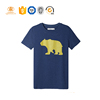 Wholesale 100% cotton plain t-shirts mens print t-shirt OEM t-shirt