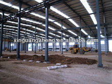 light steel structure roof design