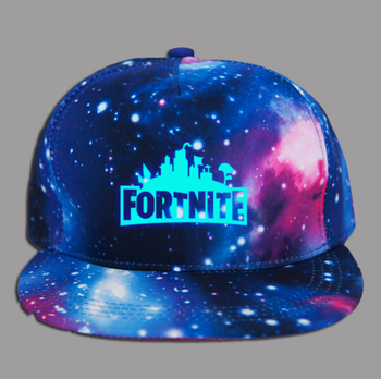 Most Welcomed Fashion Cotton Starry Sky Fortnite Baseball Cap ... db5543551a4