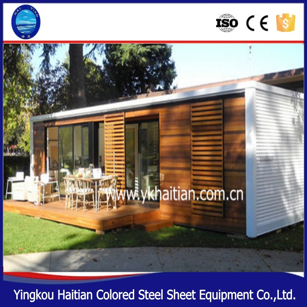 Tama o est ndar prefabricados de env o container house - Precio casa contenedor ...