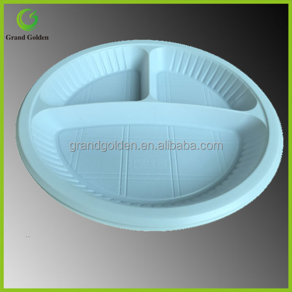 Disposable Plastic Plates /plastic divided tray / Disposable Sauce plates