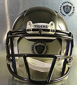 Houston Math Science & Tech 2015 - Texas High School Football MINI Helmet