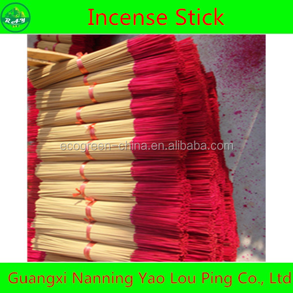 Hot Religious Use And Stick Incense Type Round Bamboo Stick For On Sale