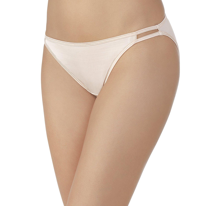 5803aaebd62 Get Quotations · Vanity Fair Women's Illumination String Bikini Panty 18108
