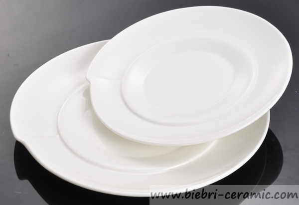 banquet deep dinnerwar manufacturer round decoration name named plate