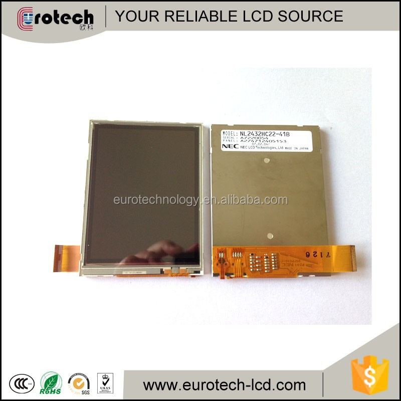 Sunlight readable NL2432HC22-41B for handheld device