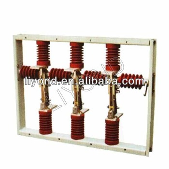 Gn12 Indoor High Voltage Circuit Breaker Disconnect Switch Load