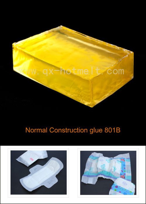 Hot Sale Baby Diaper Construction glue