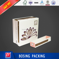 Flat shipping cake box/Custom design cake box birthday cake box with window/Food industrial use cake box