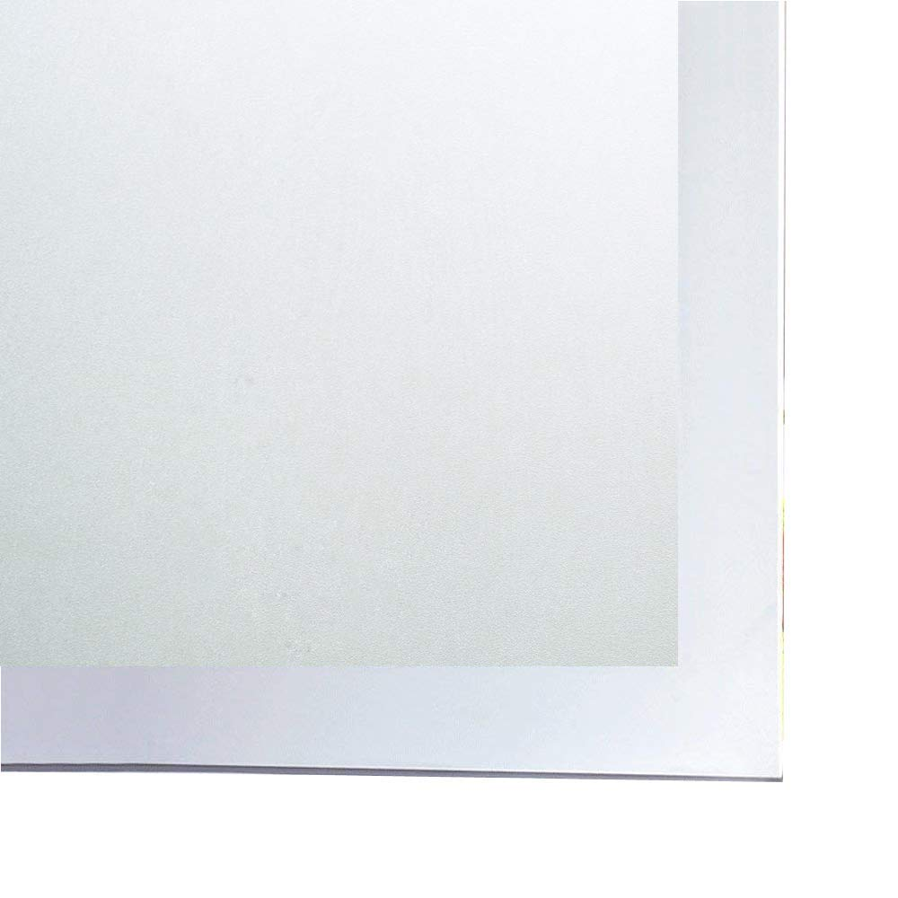 Adhesive Privacy Film Vinyl Window Covering Privacy Film Shower Window Cling Sticker